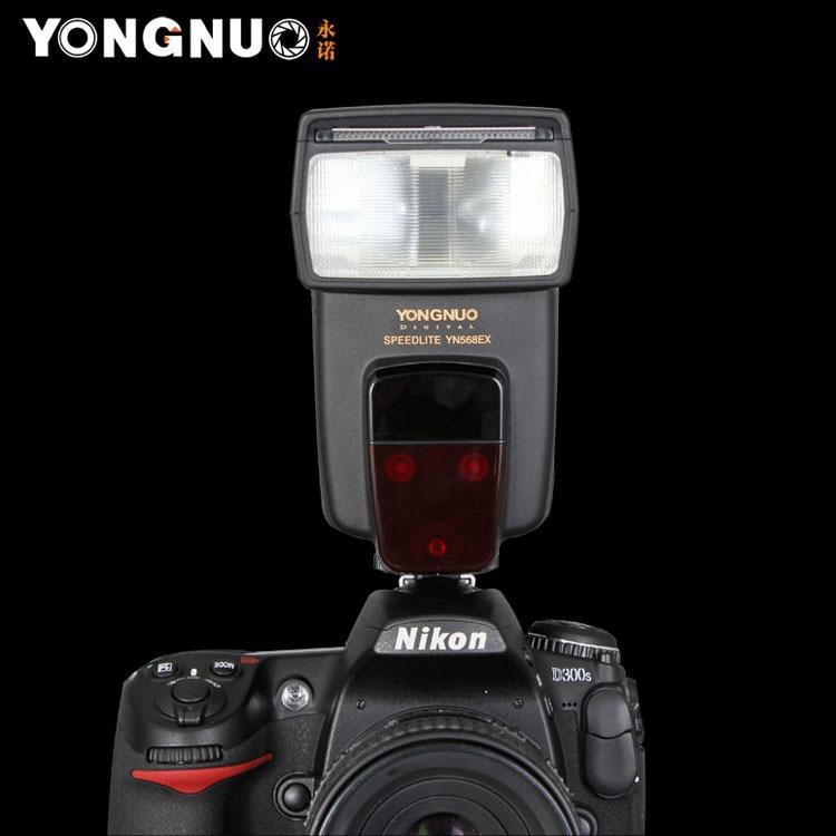 Yongnuo YN-568EX YN568EX Flash light Speedlite Speedlight TTL Auto 1/8000s for Nikon D5200 D3100 D750 D80 D90 D600 D650 D700 D60 yongnuo yn 565ex n flash speedlite yn565ex n i ttl light for nikon dslr camera or pixel vertax d17 battery grip for nikon d500