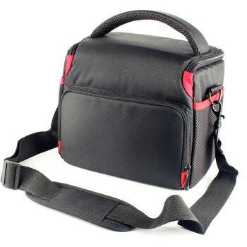 DSLR Camera Bag For Nikon D5600 D5500 D3200 D3100 D5100 D7200 D7100 D5200 D5300 D3400 D3300 D300S D90 D7000 D810 D610 Photo Case
