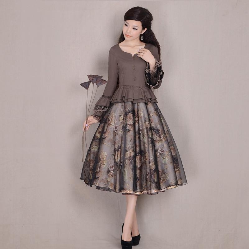 Vintage dresses for girls
