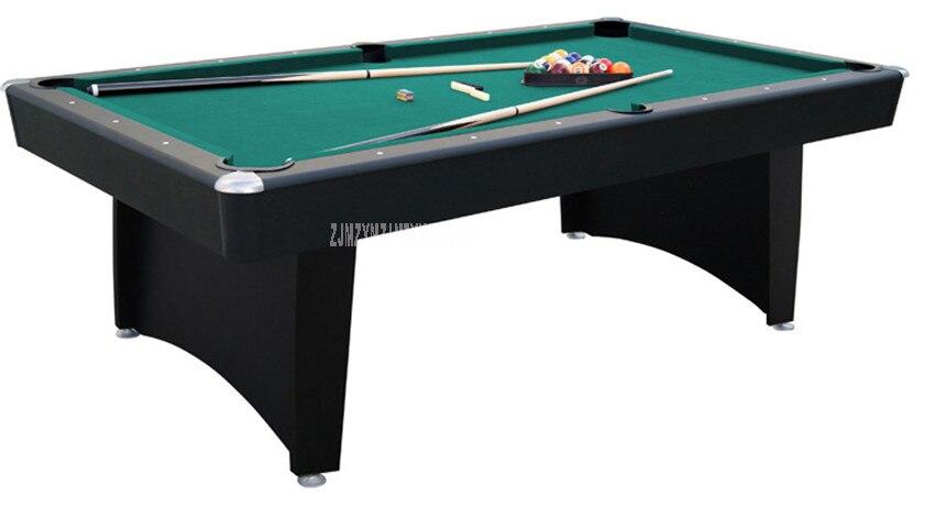 2 в 1 бильярдный стол набор 7 футов с функцией настольного тенниса современный дизайн сильный каркас ноги спортивная игра оборудование для игры SUB-8447K2 - Цвет: Green desktop