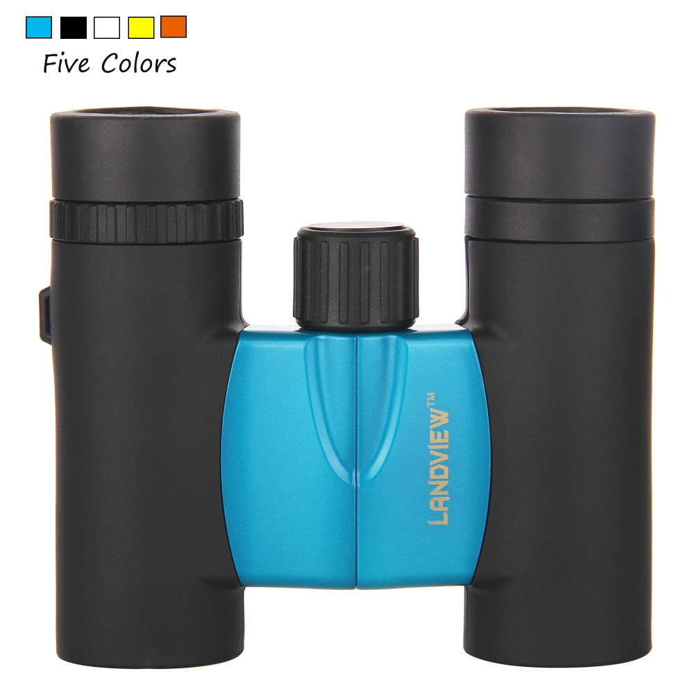 High Quality Mini Pocket Binoculars HD Telescope 10x22 Free Shipping For Concert Sports Portable Hand Held Colorful