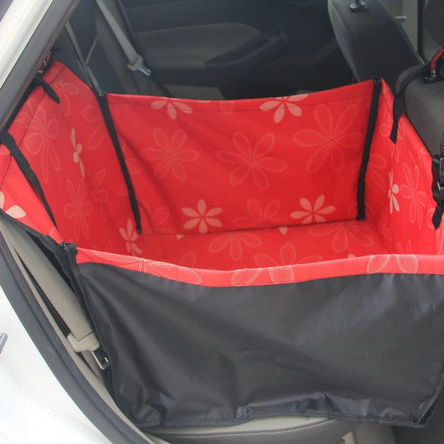 Dog Car Seat Hammock Cover