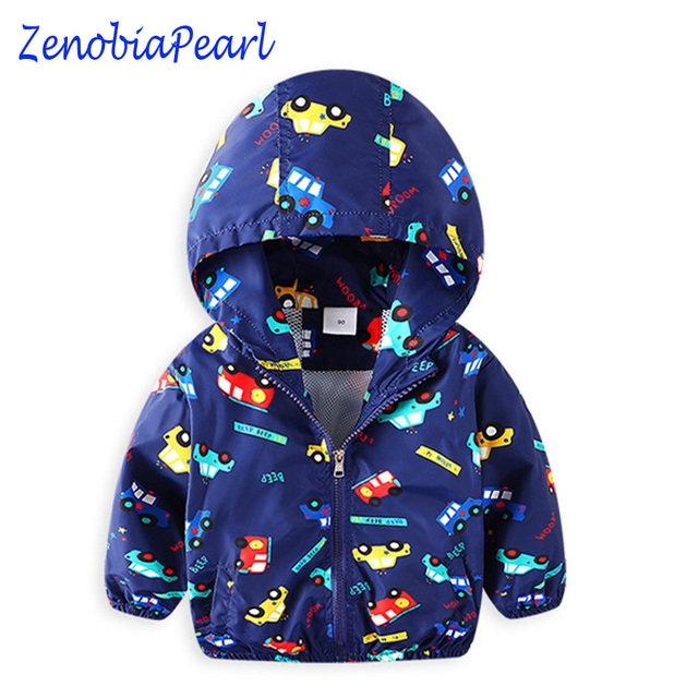 74d031b7c ZenobiaPearl Spring Autumn Children Coat Autumn Kids Jacket Boys ...