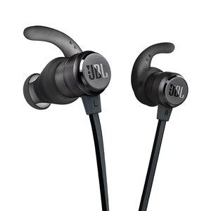 Image 4 - Беспроводные Bluetooth наушники JBL T280BT, спортивные наушники для бега с глубокими басами, наушники с микрофоном, водонепроницаемая гарнитура для смартфонов