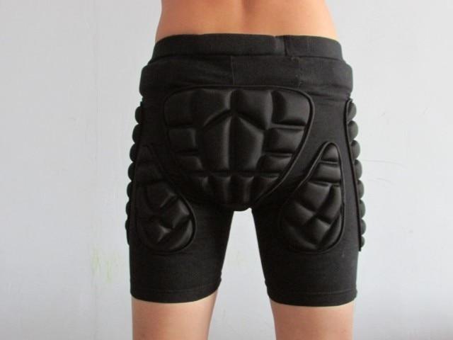 Winter Motorcycle Pants Outdoor Sports Skiing Shorts Hip Pad Protector Armor Ski Snowboard Skate Pants Motor Shorts цены