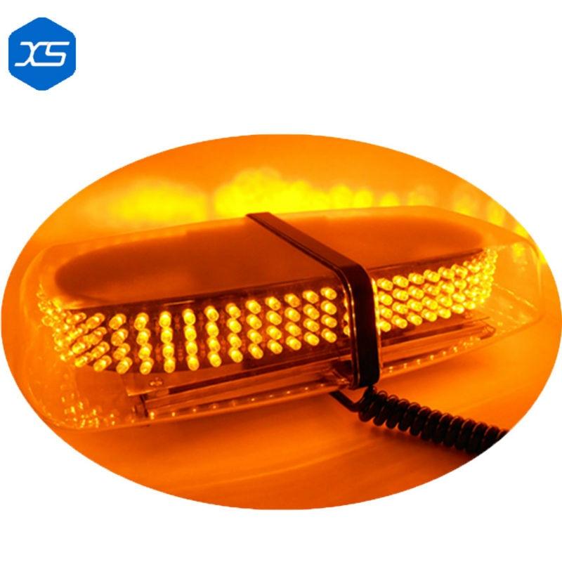 ФОТО Best Sell 240 LED 30W Enforcement Emergency Warning Strobe Light Lamp Lightbar Magnet base 12V Universal,red led flashing light