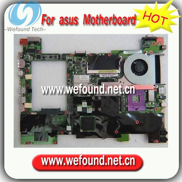 ФОТО 100% Working Laptop Motherboard for asus U3SG  Series Mainboard,System Board