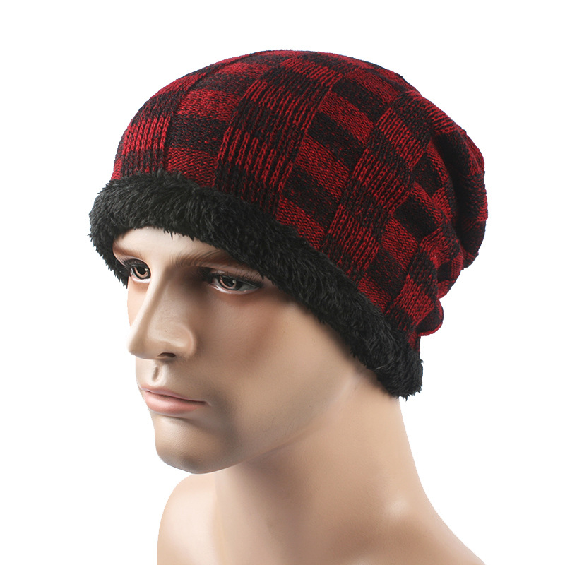 2016 new Arrival Knitted Beanies Men Women Winter Warm Caps Hats Outdoor Casual Fur Warm Skullies For Male Unisex Hats new beautiful colorful ball warm winter beanies women caps casual sweet knitted hats for women outdoor travel free shipping