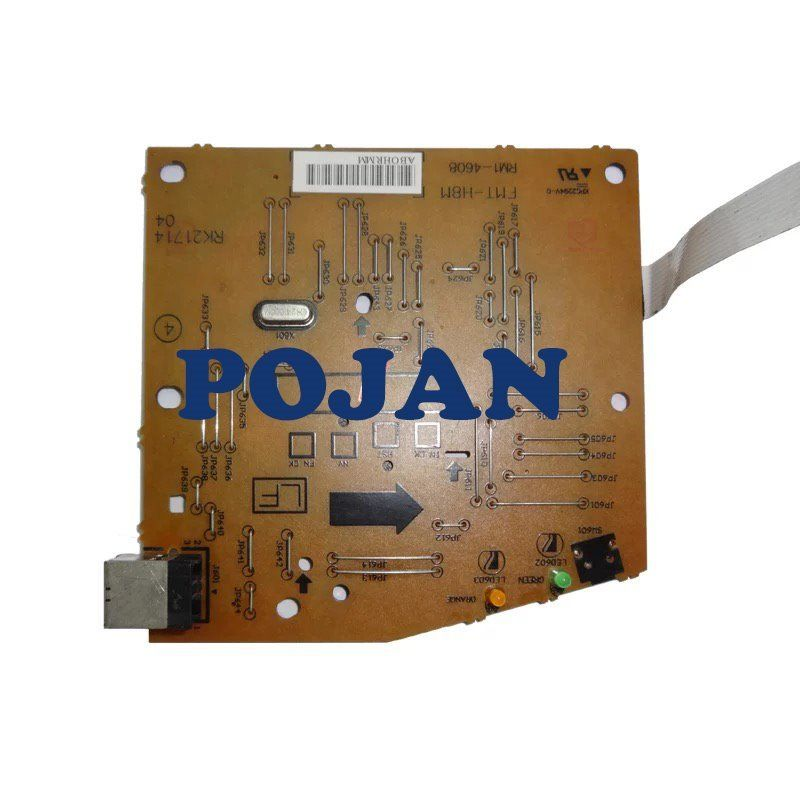 RM1-4607 FOR Laserjet P1005 SERIES Formatter Board NEW  printer parts Free ship brand new inkjet printer spare parts konica 512 head board carriage board for sale