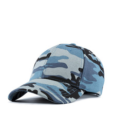 Cotton Kpop Hat Camouflage Baseball Cap Men  for Outdoor Sports 1pcs Drop Shipping