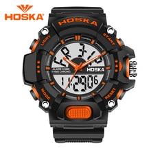 Children Multifunction Quartz Analog Digital Watch Brand Fashion Student Sports Waterproof LED Digital-Watches Kids Wristwatches