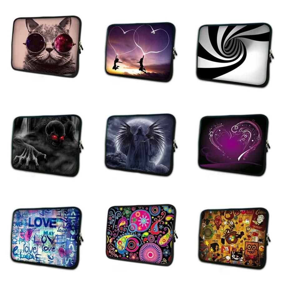 15.6 bolsa de Laptop saco tablet 10.1 12 13.3 14.1 17 Notebook manga 17.3 caso capa protetora bolsa para macbook air 13 NS-hot6