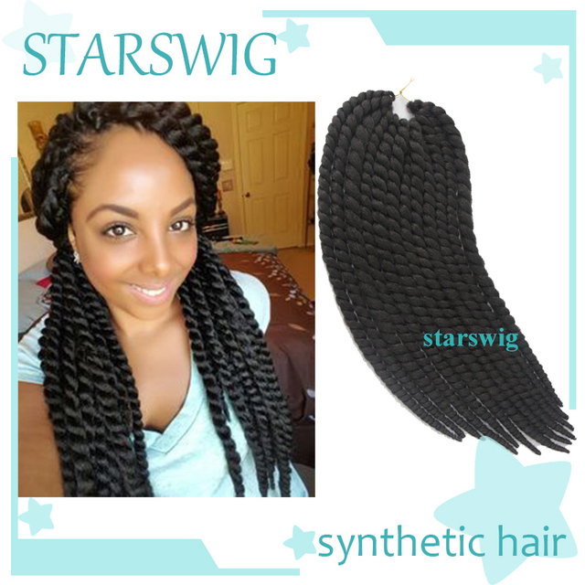 Crochet-Braid-Hair-Synthetic-crochet-braids-senegalese-Twists-Braiding ...
