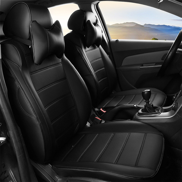 Custom Made Leather Car Seat Covers For Suzuki Swift