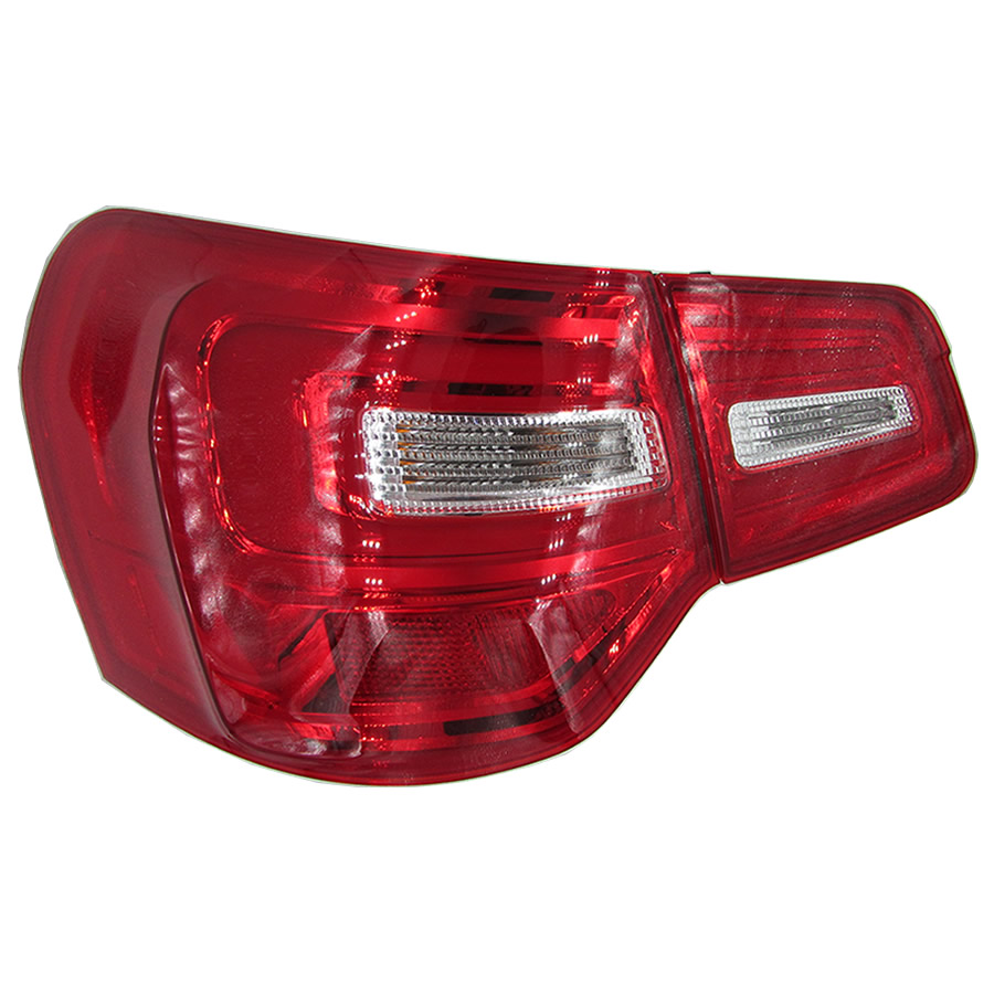 for Dongfeng Citroen C5 2013-2014 tail light Assembly taillight rear light tail lamp
