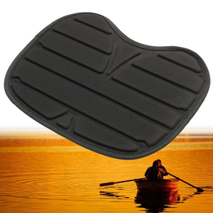 Pillow Fishing Cushion Black B