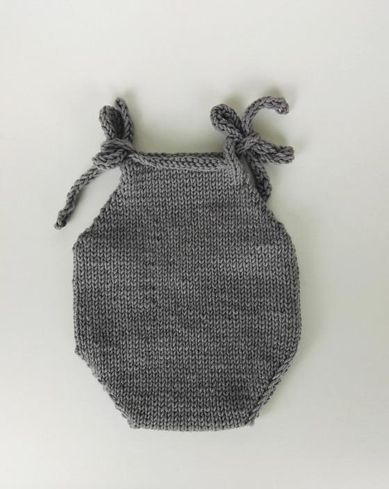 մանկական ռոպեր, տրիկոտաժե նորածին - Հագուստ նորածինների համար - Լուսանկար 1