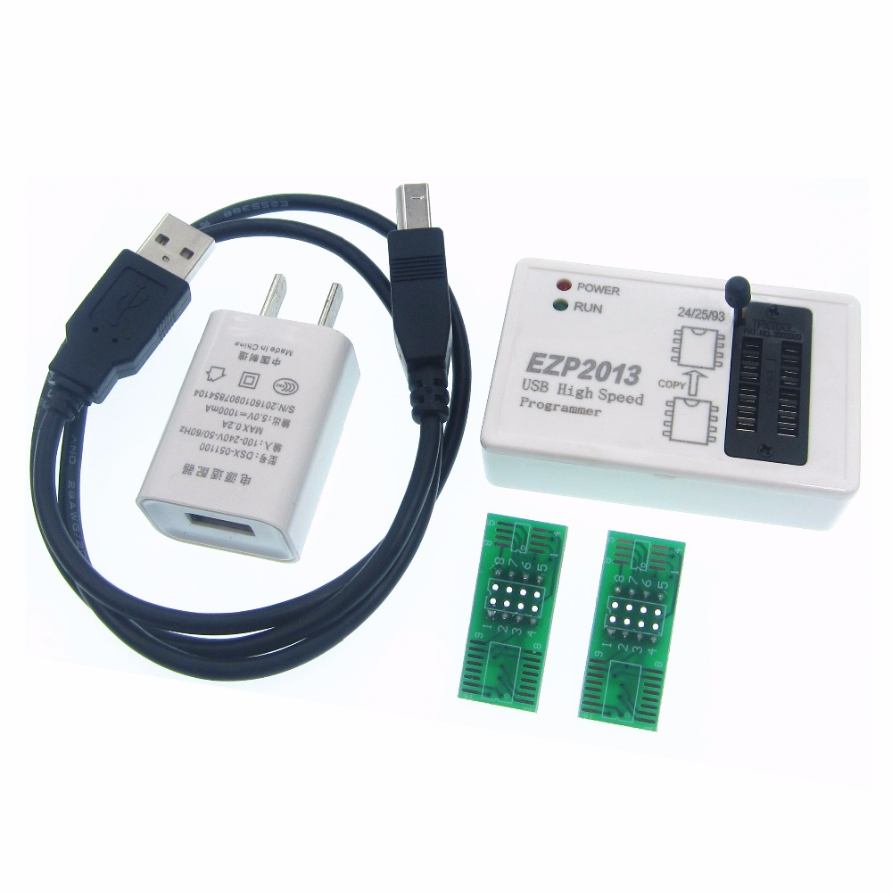 Atualizar a partir de EZP2010 EZP2013 high-speed USB SPI Programador 24 25 93 25 EEPROM do flash chip de bios apoio WIN7 WIN8