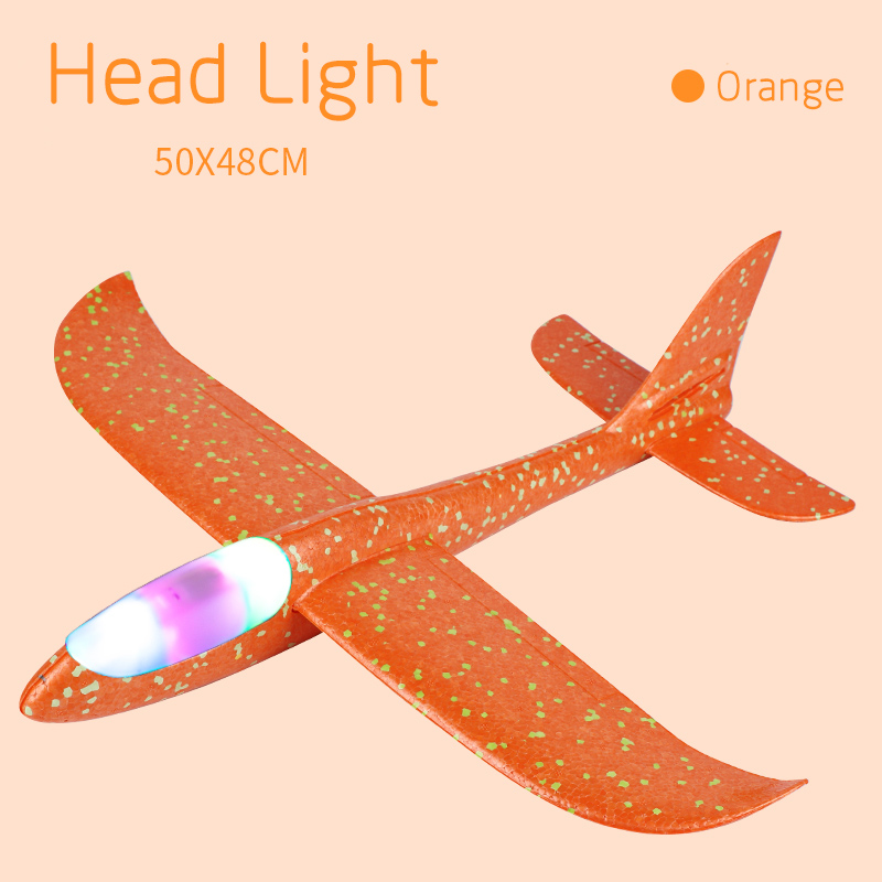 Head Light-Orange