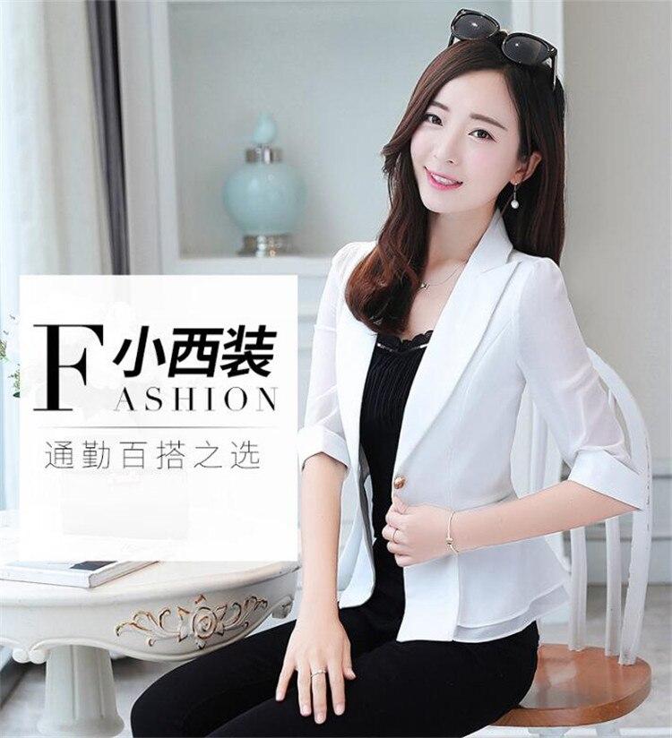 Elegant Female Summer Thin Suits Plus Size 3xl 4xl 4xl Women Office Blazer Blue Orange Slim Fit Breathable Blazer For Work Ma088 Latest Fashion Blazers