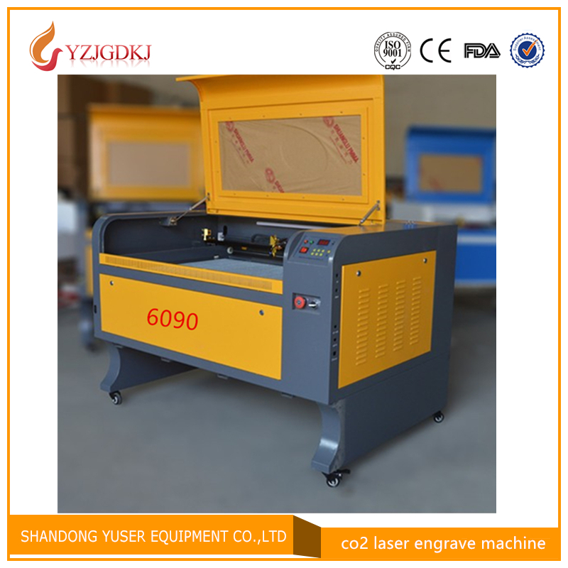 co2 6090 laser engrave machine laser cutting machine for glass stone engrave non metal marking industry 60w 80w 100w Optional acctek china 6090 co2 die board laser cutting machine co2 flatbed laser cutting machine