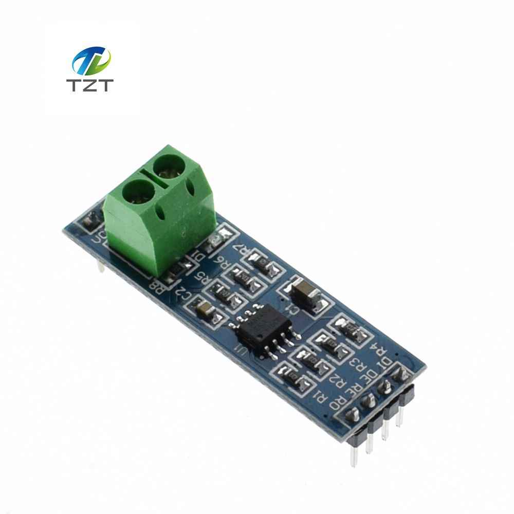 MAX485 module, RS485 module, TTL turn RS - 485 module, MCU development MAX485CSA Converter Module For Arduino