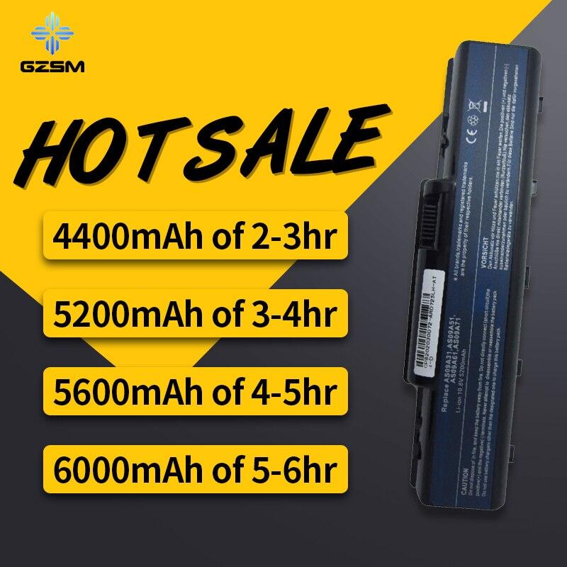 A HSW 6 4732Z celular bateria do portátil para Acer Aspire 5732 5516 5517 AS09A31 AS09A41 AS09A51 AS09A61 AS09A71 AS09A75 Emachine D525 d725