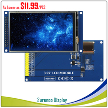 3.97 / 4 inch 480(RGB)*800 16.7M HD IPS TFT LCD Module Display Screen with Touch Panel Driver IC OTM8009A