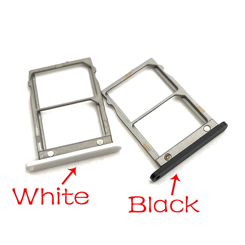 New For Lenovo ZUK Z2 SIM Card Slot SD Card Tray Holder Adapter Replacement Parts