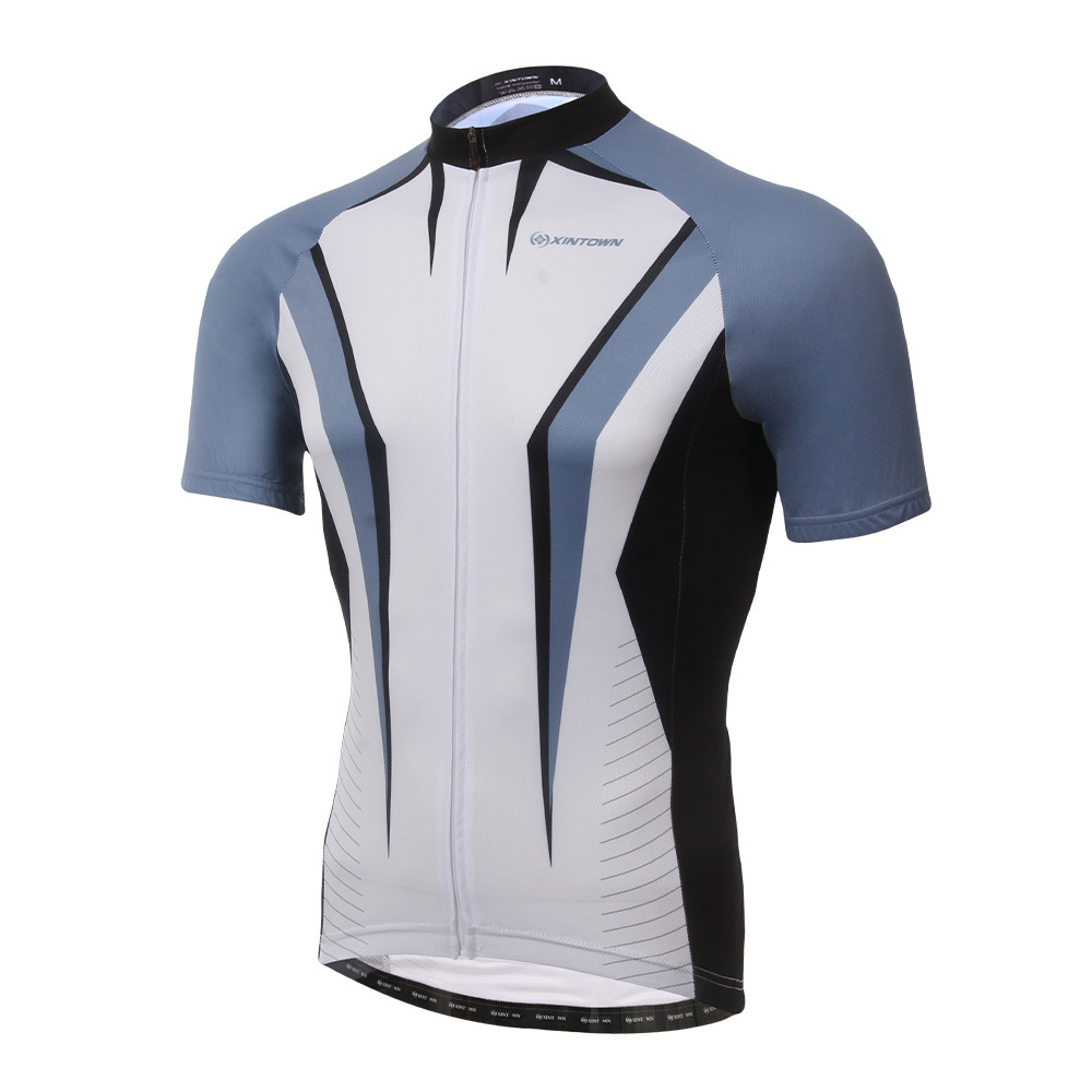 XINTOWN sharp arrow riding shirt summer bicycle short sleeved riding suits speed dry clothes sport thermal underwear