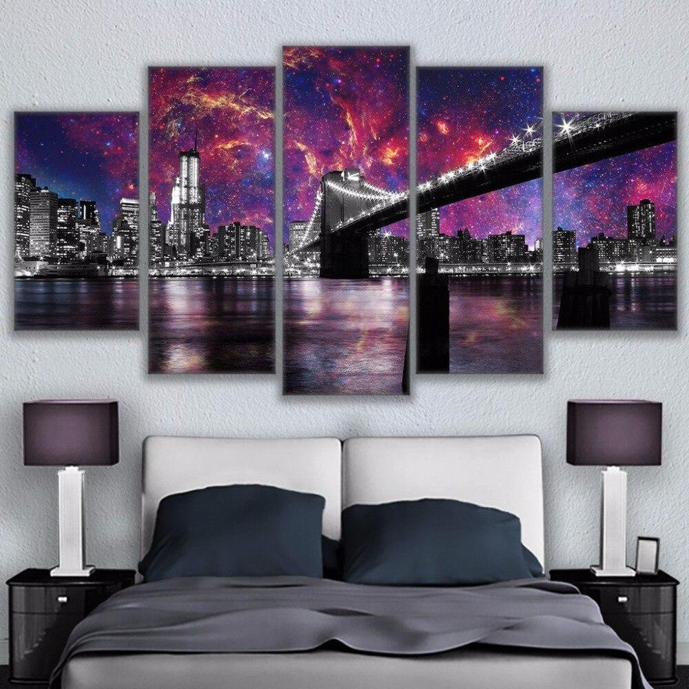 Aliexpress.com : Buy Modern Canvas Unframed Home Decor