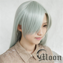 Top Quality ! Fashion Style The Seven Deadly Sins / Nanatsu no Taizai Elizabeth Liones Anime Cosplay Wig Synthetic Hair Wigs