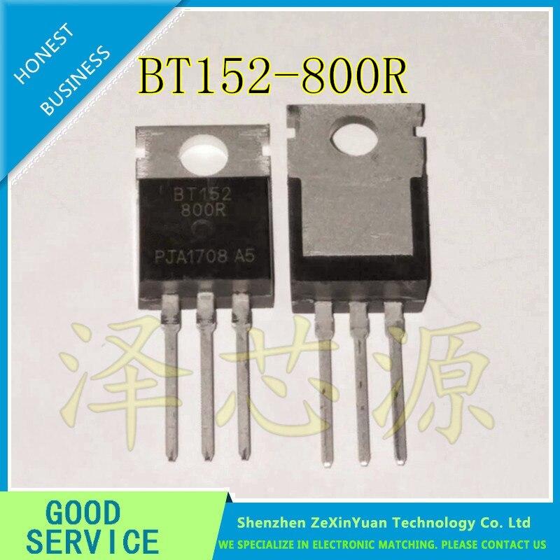 50PCS/LOT  BT152-800R BT152-800 BT152 THYRISTOR  TO-220