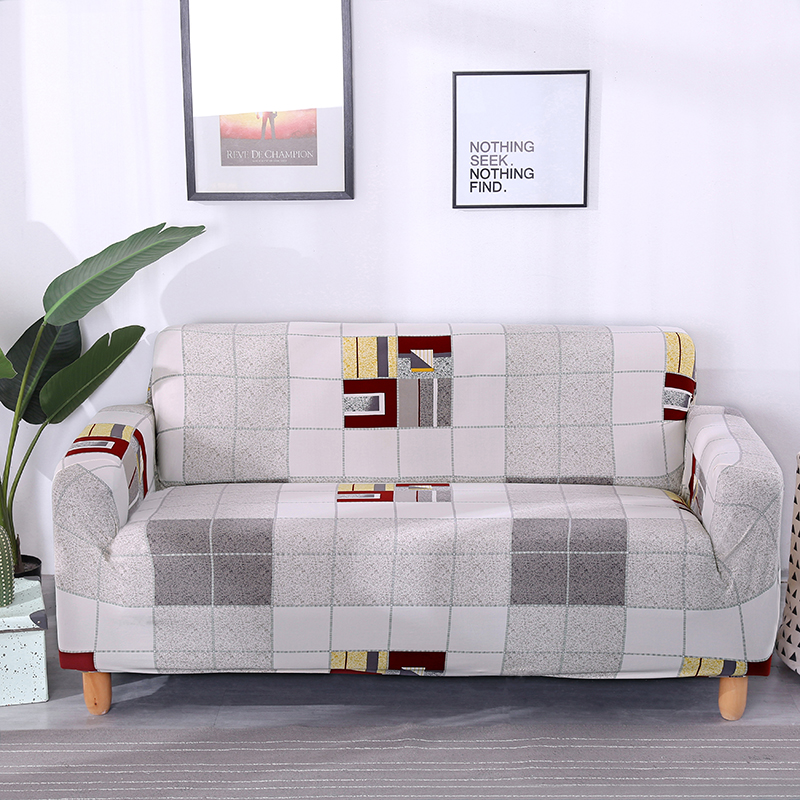 Aliexpress.com : Buy Elastic Geometric Sofa Cover