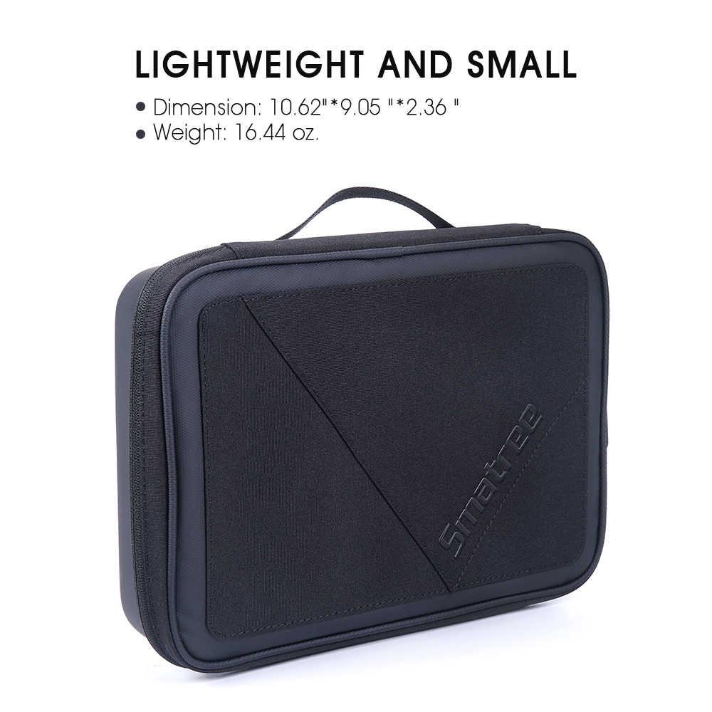 "Smstree الصلب و لينة الالكترونيات اكسسوارات حقيبة متوافق ل 7.9 ""باد البسيطة 4/أوقد/النار HD اللوحي 7 ""واقية"