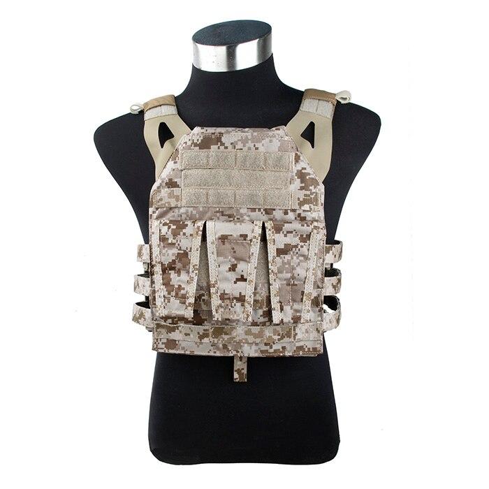 TMC Navy Jump Plate Carrier Genuine AOR1 Webbing Desert Camouflage Tactical Vest(SKU051307)TMC Navy Jump Plate Carrier Genuine AOR1 Webbing Desert Camouflage Tactical Vest(SKU051307)