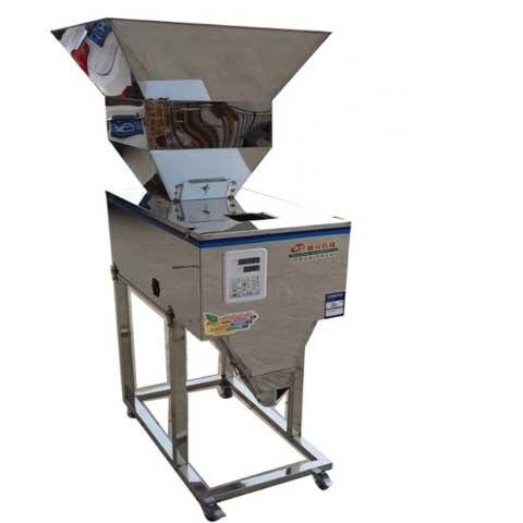 Food Weighing Racking Machine Granular Powder Medicinal