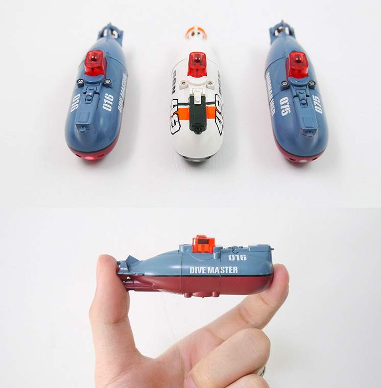 High Quality original Mini RC Submarine Toys for children gift boys remote control army submarine indoor water toys