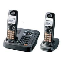 Digital CordlessEnglish Systerm Teléfono Con Contestador Manos Libres con IDENTIFICADOR de Llamadas Inalámbrico Fijo Inalámbrico Teléfono Fijo De Oficina En Casa