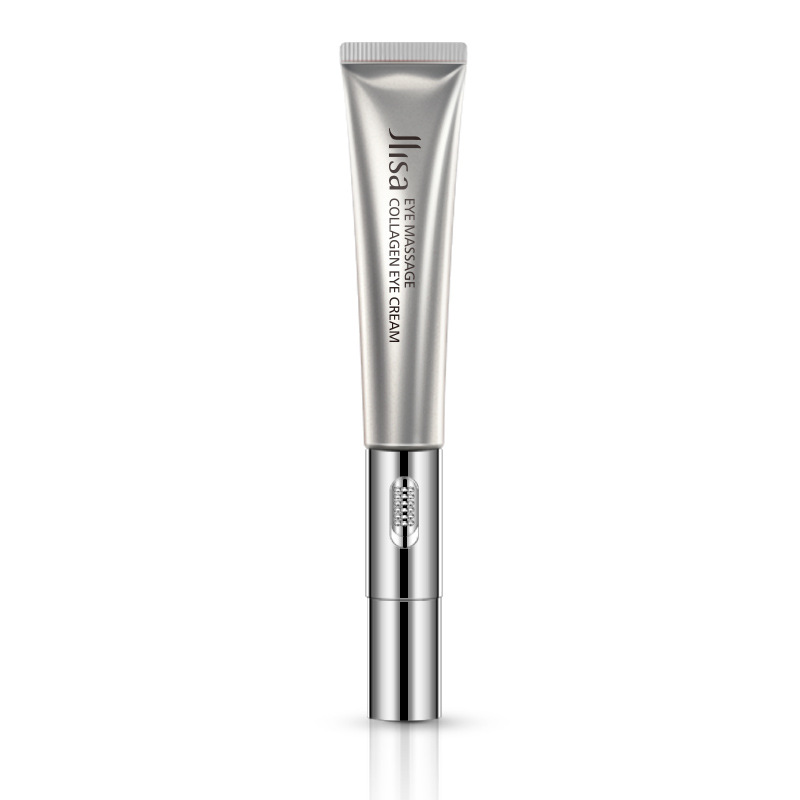 Collagen Through Massage Eye Cream 20g Refreshing Water Moisturizing  Eye Gel  Lifting Visage