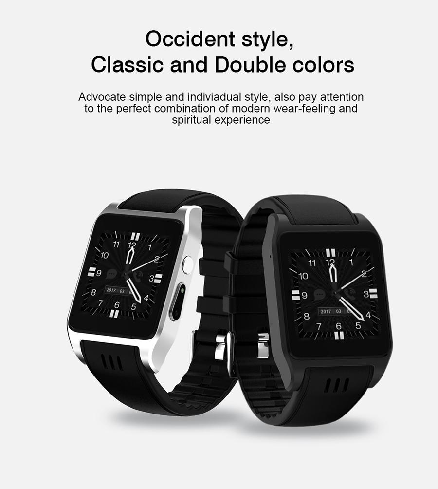 500d4dd89cd Cawono 3G Wifi X86 Bluetooth Smart Watch Android Relogio Sim Card ...