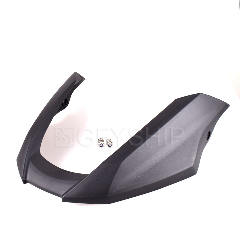 Motorcycle Front Fender Beak Extension Wheel Protector Cover Accessories For BMW R1200GS 2008 2009 2010 2011 2012 R 1200 GS motorcycle accessories 650tr left front fender