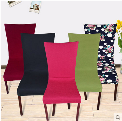 22 styles Elastic office chair cover  brief dining chair seat cover - Home Textile - Photo 4