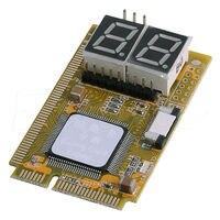 5 in 1 Notebook Diagnosticeren Test Debug Post Kaart Karte Mini PCI I2C PCI-E LPC ELPC
