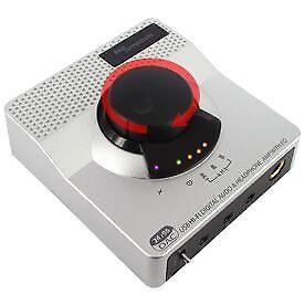 Numérique 96 khz 24bit Salut-fi USB Audio DAC avec Matériel EQ & Casque Amplificateur