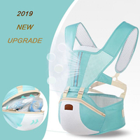 Baby Carrier Infant Activity Gear Toddler Wrap Child Sling Kangaroo Hip Seat Holder Waist Carry Bags Ergonomic Shoulder Strap
