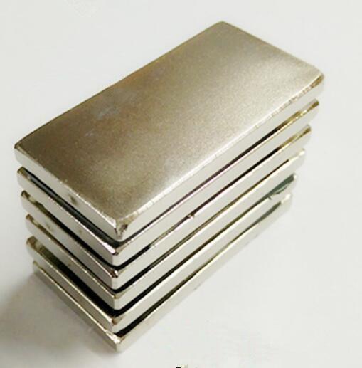 1 PCS 60x30x5 N50 Big Super Strong Block Disc 60 x 30 x 5 mm Magnet Rare Earth Neodymium Magnets Craft Model 100 pcs 5mm x 1mm disc rare earth neodymium super strong magnet n35 craft mode