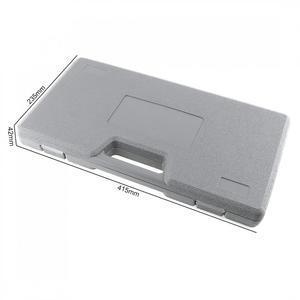 Image 3 - Alaşımlı çelik metrik ve İngiliz vida dokunun ve kalıp iplik kesme dokunarak el aracı kiti ile plastik kutu makinesi el kullanımı