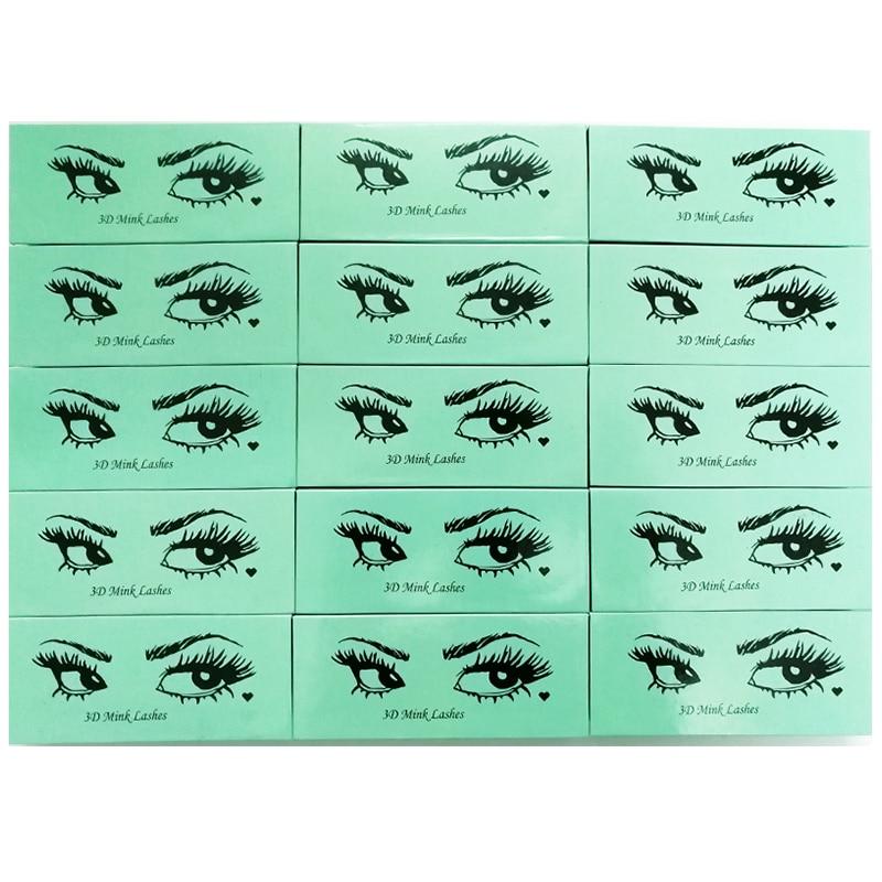 f6886db537d Mangodot False Eyelash box Mink Eyelashes Box 1 Pcs Makeup Cosmetic  Magnetic Eye Lashes Cases 3d Mink Lashes boxes Makeup Tools