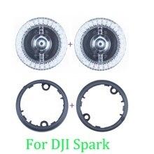 Spark светодиодный чехол и светодиодный чехол крепления наборы запчастей для DJI Spark лампа для дрона компоненты запасные аксессуары